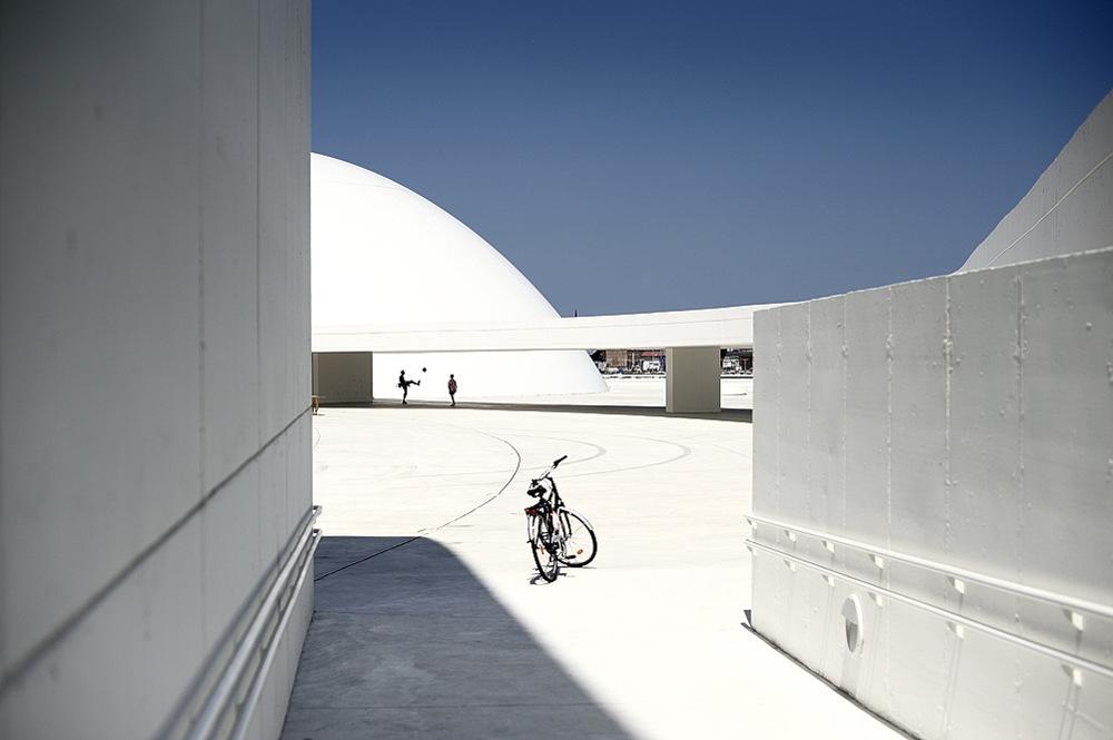 photoblog image Centro Niemeyer