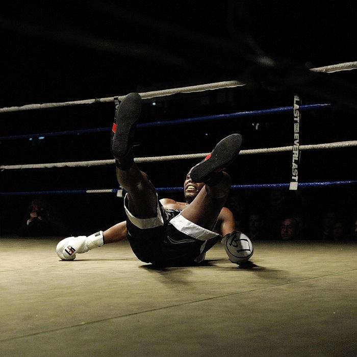 photoblog image El gran combate