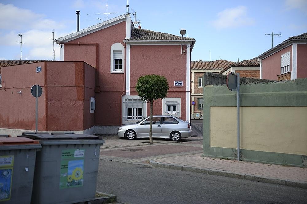 photoblog image Historias de coches castellanos