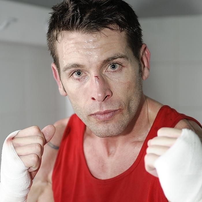 photoblog image el boxeador famoso
