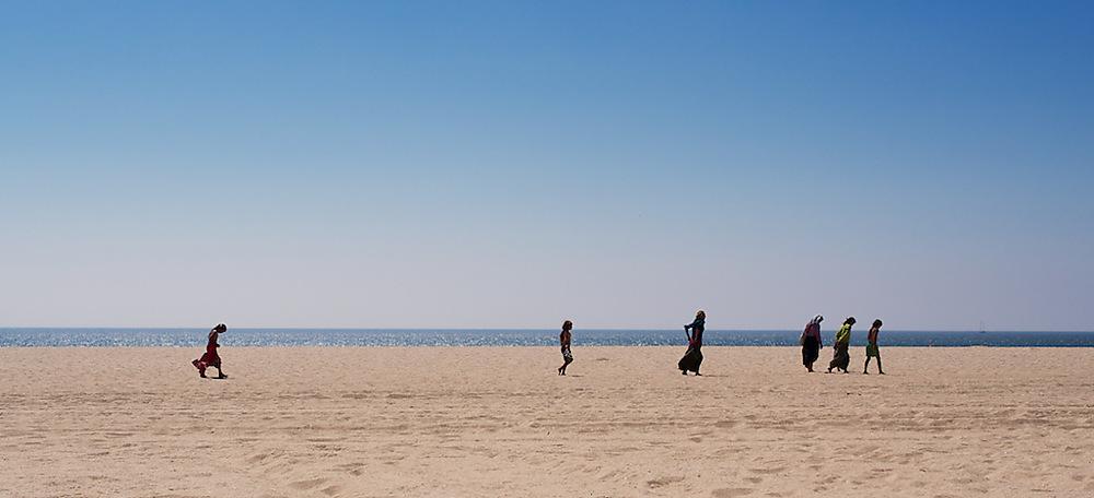 photoblog image playa portuguesa